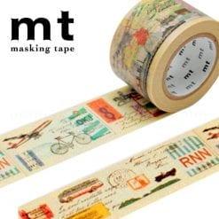MT Travel Way tape
