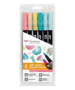 Tombow ABT Candy Colours Set