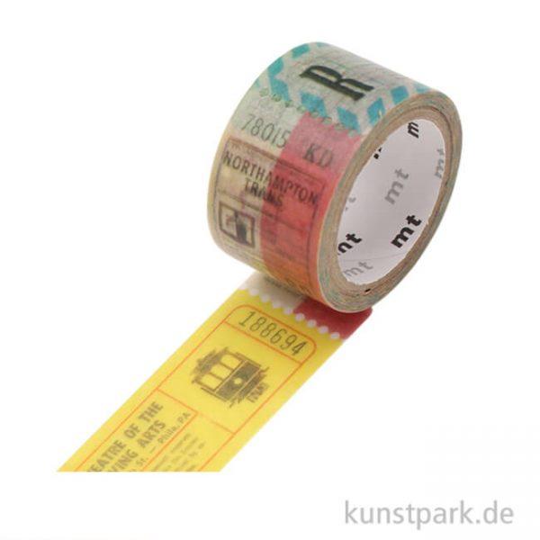 mt masking tape fab ticket
