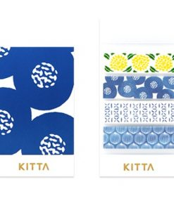 KITTA Washi Stickers Pattern KIT009