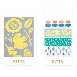 Kitta Washi Stickers Scandinavia KIT018