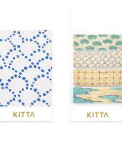 Kitta Washi Stickers Japanese Pattern KIT021