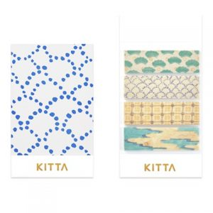 Kitta Washi Stickers Japanese Pattern KIT021