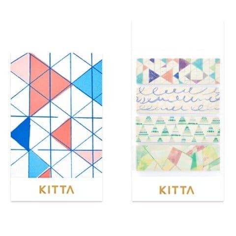 KITTA Washi Stickers Dreamlike KIT023