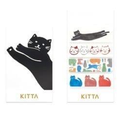 Kitta Washi Stickers Cats KIT026