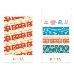 KITTA Washi Stickers Travel KIT030