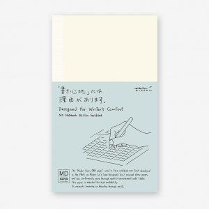 MD Paper Midori B6 Slim Grid Paper