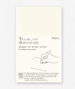 MD Paper Midori B6 Slim Blank Paper