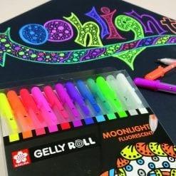 Black Paper, Pens & Paints