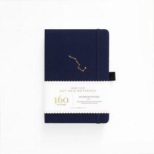 Archer & Olive A5 Night Sky Dot Grid Notebook