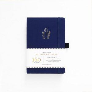 Archer & Olive A5 Crystal Vibes Dot Grid Notebook