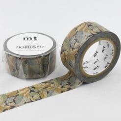 mt x william morris acanthus washi tape