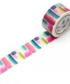 MT Bluebellgray Muralla washi tape