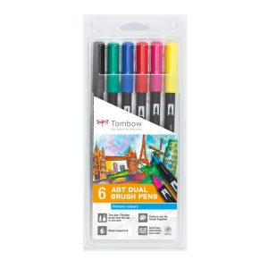 Tombow ABT Primary Colours Set