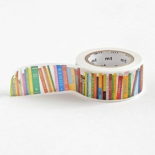 mt masking tape books