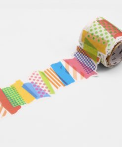 MT Fab Tapes Die Cut Washi Tape