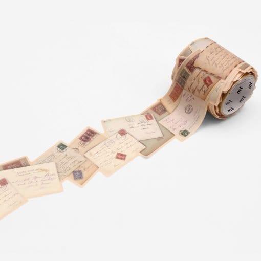 MT Fab Letters die-cut washi tape