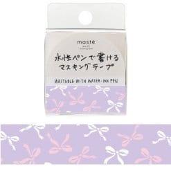 Maste' Draw Me Ribbon Washi Tape