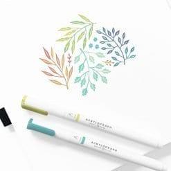 Acrilograph pens 5
