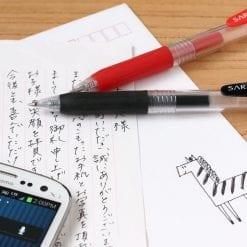 Zebra Sarasa Clip for writing