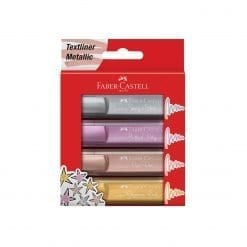Faber-Castell Metallic Highlighters