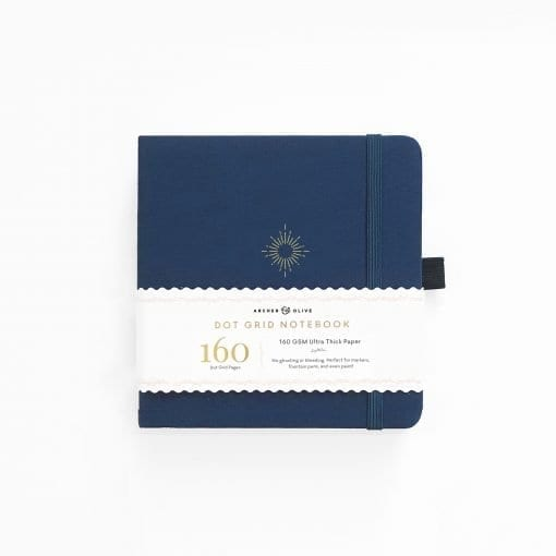 A5 Archer & Olive North Star 8x8 Square Dot Grid Notebook