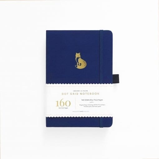 Archer & Olive Clever Fox A5 Dot Grid Notebook