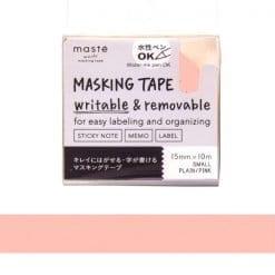 Masté Draw Me Pink Washi Tape