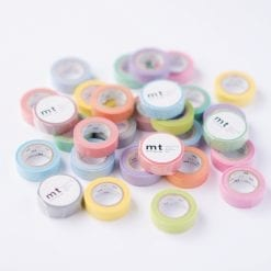 MT maskin tape pastel colours single roll