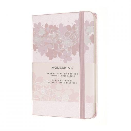 Moleskine Sakura Pocket Notebook Plain