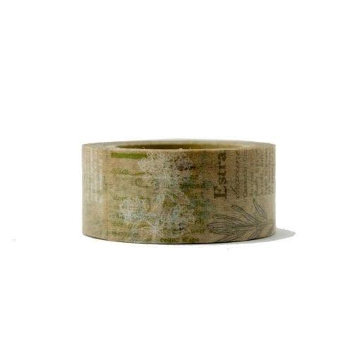Round Top x Chamil Garden '5th' Washi Tape