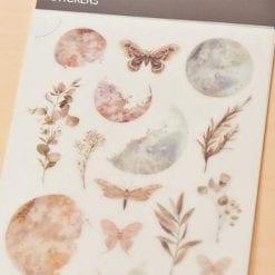 MU Print-On Stickers - Eclipse