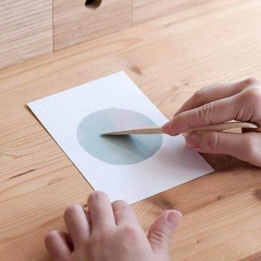 MU Print On stickers rubbing stick