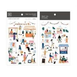 MU Print-On Stickers - Craft Market
