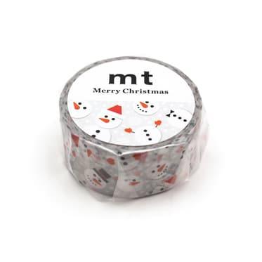 MT 'Snowman Dot' Washi Tape