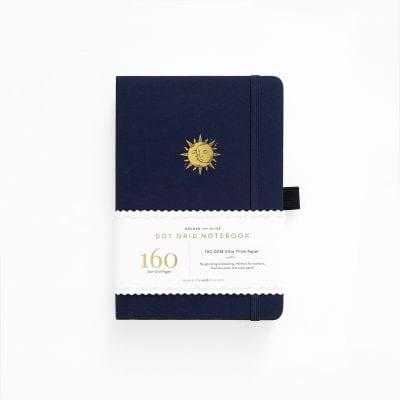B5 Archer & Olive Autumn Equinox Dot Grid Notebook