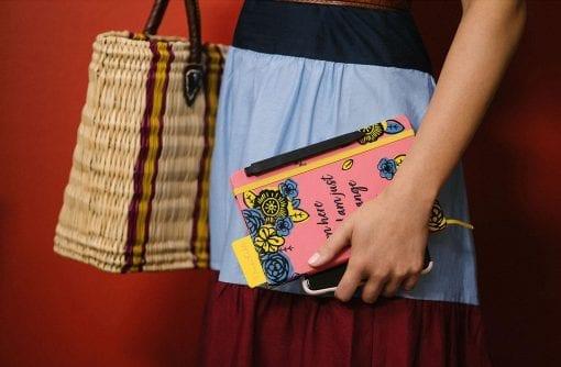 Moleskine Limited Edition Frida Kahlo Large Notebook - plain
