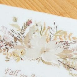 MU Print-On Stickers - Fall for Autumn
