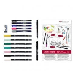 Tombow Have Fun @ Home Set - Lettering