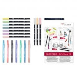 Tombow Stay @ Home Set Pastels