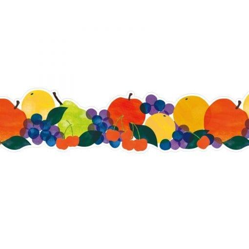 MT Fab Cutout Fruits Die-Cut Washi Tape