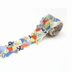MT Fab Torn Paper Die-Cut Washi Tape