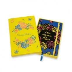 Moleskine Limited Edition-Notebook-Frida-Kahlo-Large-Plain-Collectors-Edition-Box