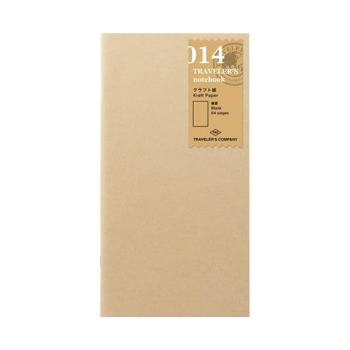 TRAVELER'S Notebook Refill 012 - Kraft Paper