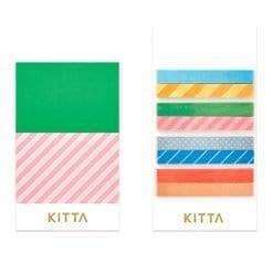 Kitta Slim Washi Stickers Mix 1