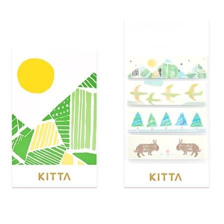 Kitta Washi Stickers Mountain KIT024
