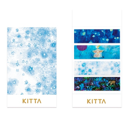 Kitta Washi Stickers Starry Sky KIT055
