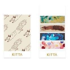 Kitta Washi Stickers Embroidery KIT059