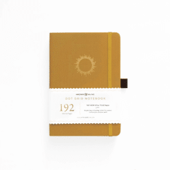 Archer & Olive Morning Sun 192 pages A5 dot grid notebook