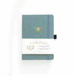 B6 Archer & Olive Vintage Bee Dot Grid Notebook